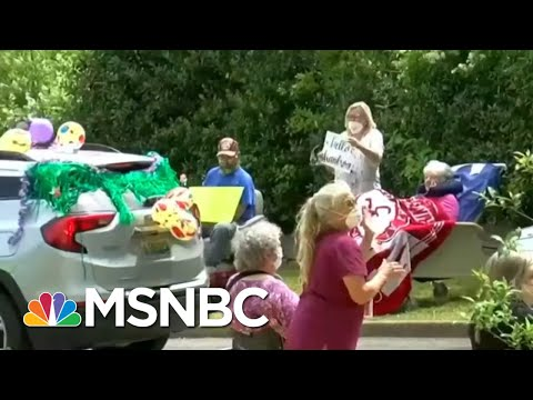 Know Where COVID-19 Is Taking The Most Lives In Your Community | Rachel Maddow | MSNBC