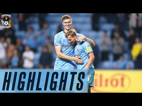 Coventry Cardiff Goals And Highlights
