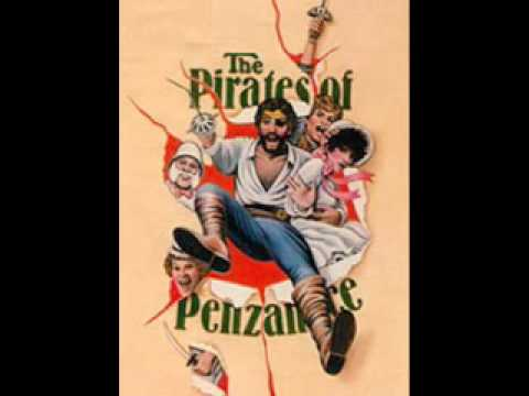 RCP - The Pirates of Penzance - Climbing Over Rocky Mountain