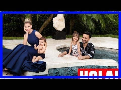 """Luis Fonsi Talks About His Home Life: """"My Family Is My Biggest Success"""""""