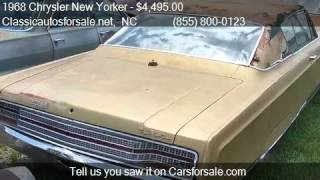 1968 Chrysler New Yorker  for sale in Nationwide, NC 27603 a #VNclassics