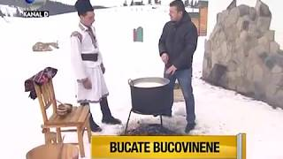 Balmos ciobanesc reteta traditionala Bucovina - iarna, zona Dornelor