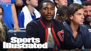 76ers co owner michael rubin advocates to free meek mill si now sports illustrated
