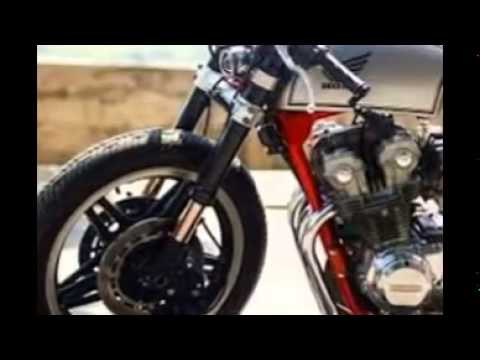 Kumpulan Modifikasi Motor Honda CB 100 Jadul Klasik