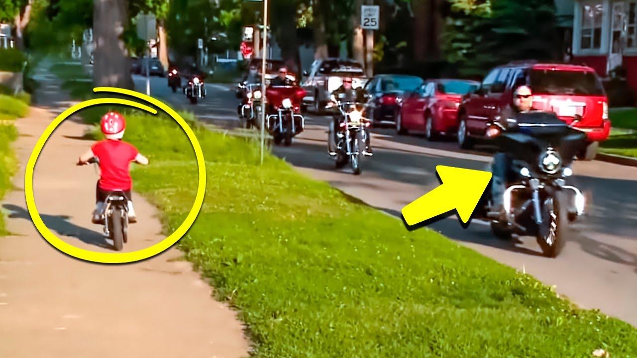Download 7-jähriges Mädchen war gerade auf dem Fahrrad unterwegs, als die Bestrafer auftauchten