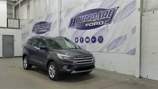 2018 Ford Escape SE W/ 1.5L EcoBoost, Heated Seats Overview | Boundary Ford