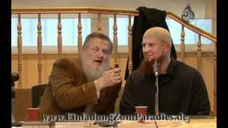 Ein ehemaliger Pfarrer aus den USA und Pierre Vogel in Berlin - www.PierreVogel.de