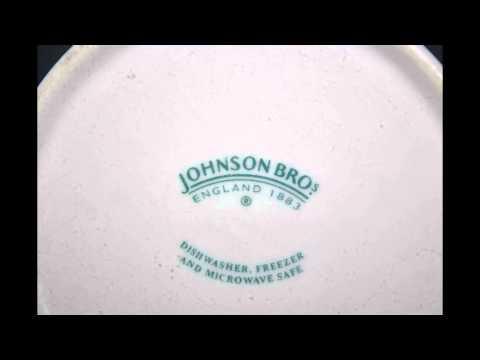 Johnson Brothers Dinner Service