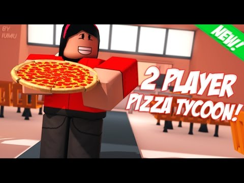 Roblox 2 Player Pizza Tycoon Gameplay Trailer Youtube
