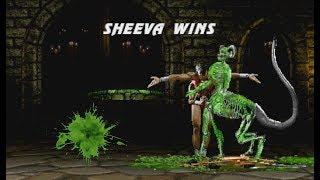 Mortal Kombat Chaotic (2019) Season 2.2 - Sheeva (Emsi-D) Full Playthrough