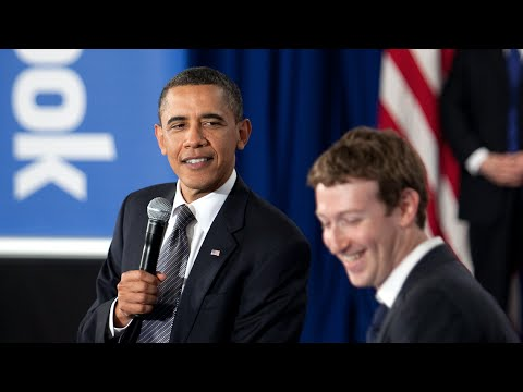 Obama and Facebook's Mark Zuckerberg Speak at GES 2016