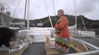 CYCLONE LUSI Doves Bay Prep