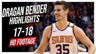 Suns PF Dragan Bender 2017-2018 Season Highlights ᴴᴰ