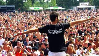 G-Town Madness & The Viper - Live a Lie @ Dominator 2010 - Live Registration