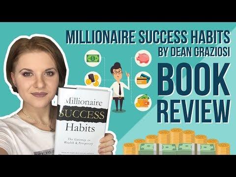 Millionaire Success Habits by Dean Graziosi - Book Review