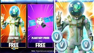 "HOW TO EARN ""NEW FREE FISH SKIN + VBUCKS 