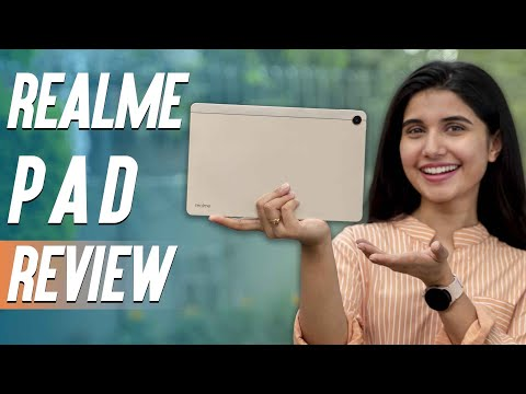 Realme Pad Review: Easily the best budget tablet of 2021!