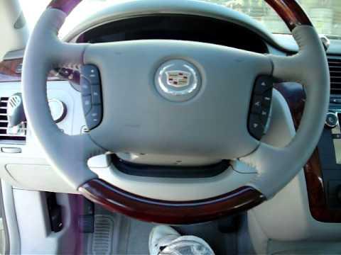 2006 Cadillac Dts Wood Grain Steering Wheel Install 2
