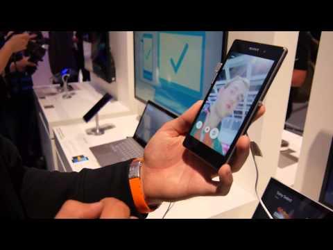 Sony Xperia Z1 okostelefon bemutató videó | Tech2.hu