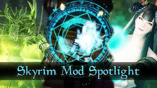 Is This The Best Magic Mod in 2020? (Skyrim Mod)