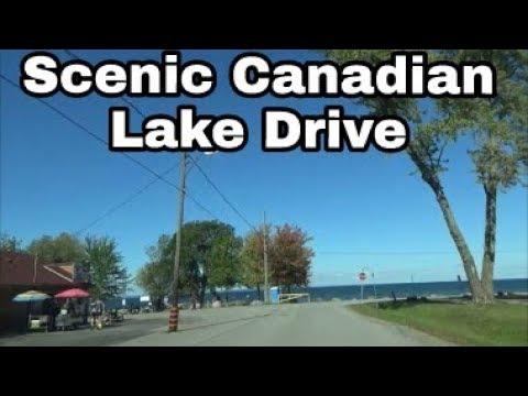 | Scenic Lake Simcoe Drive | Georgina, Canada | Countryside Drive |