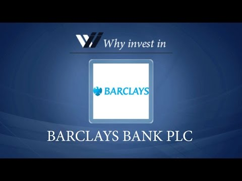 Barclays Bank Plc - Why invest in 2015