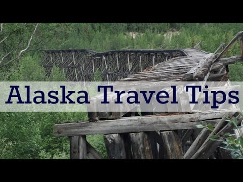 Alaska Travel Tips: Flights, Renting Motorhomes, Saving Mone