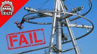 Failed Roller Coasters: Vertigo at Walibi Belgium (Ep. 1)