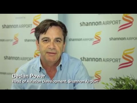 Declan Power, Shannon Airport - Travel Industry Road Show sponsored by Shannon Airport