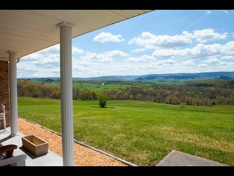 Union West Virginia Real Estate Brick Ranch Home Paradise