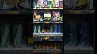 멀티 자판기(RVM-3442CB) 작동 테스트 01