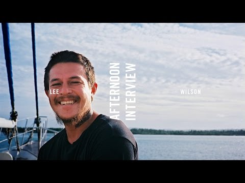 What Youth: Afternoon Interview - Lee Wilson