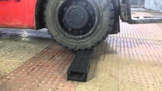 видео Лоток водоотводный DN100