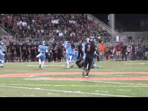 Central vs Bullard 2014 football