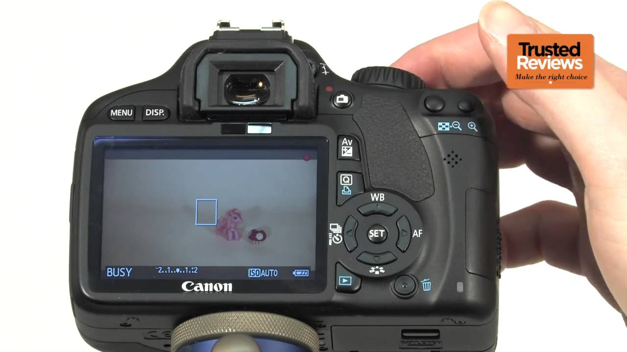 Canon 550d Dslr Camera Review Youtube