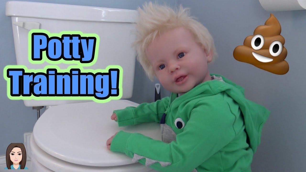 Download Potty Training Reborn Toddler Lane!   Kelli Maple