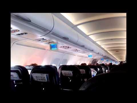 +20 min in flight videos: Lufthansa, Air France, Swiss, TAM