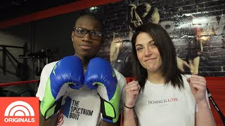 This Woman's Boxing Class Helps Young People On The Autism Spectrum | TODAY Original