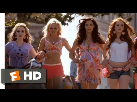 The House Bunny (2008) - Makeover Scene (5/10) | Movieclips