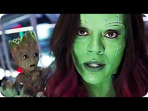 Thumbnail: GUARDIANS OF THE GALAXY 2 Trailer 4 (2017)