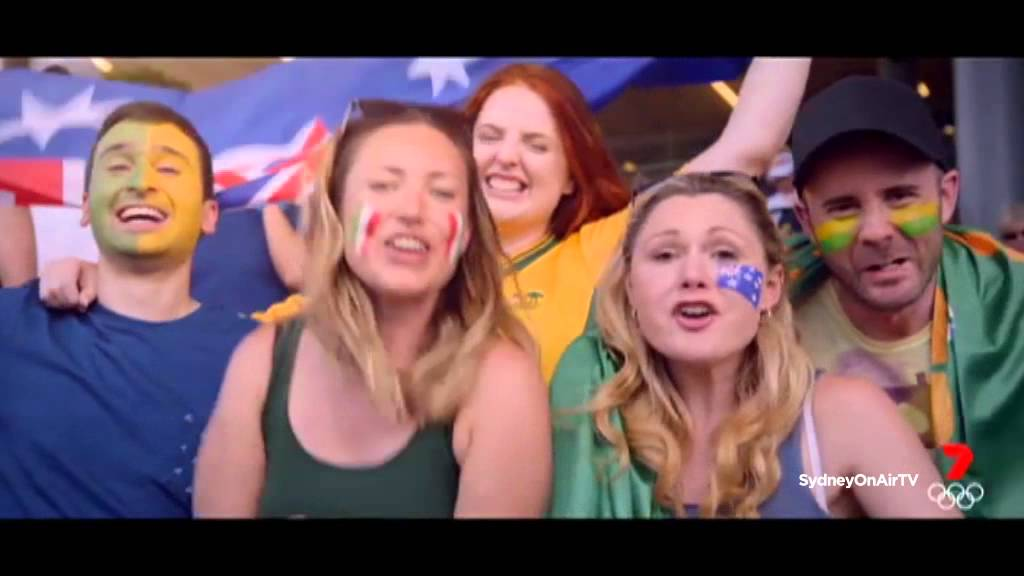 Channel Seven - Olympic Network Promo (17.3.2016)