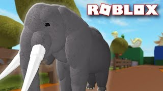 OWNING A ZOO IN ROBLOX! (Zoo Tycoon!)