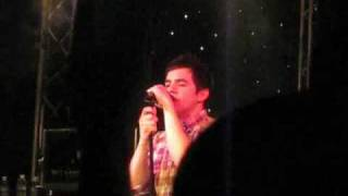 David Archuleta - Zero Gravity - Williamsville, 03/03/09