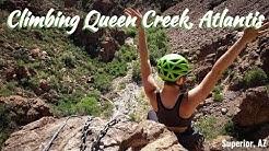 Climbing Adventures - Revisiting Atlantis, Queen Creek Canyon, AZ [Adventure Nugget]