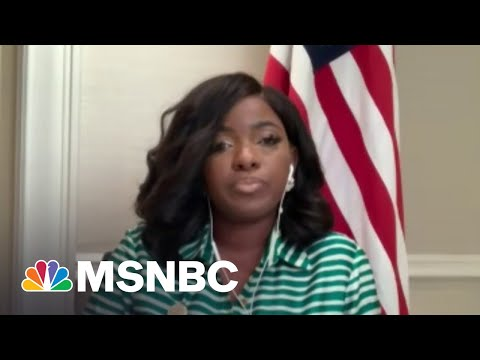 TX Rep. Jasmine Crockett Confiding In Gaining Voting Rights