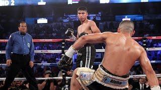 Mikey Garcia vs Juanma Lopez (pelea completa) hbo