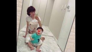 釈由美子がお風呂...