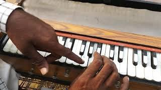 आसान तरीके से हारमोनियम बजाना सीखें part-8 लहरा (नागिन धुन)बजाना सीखें