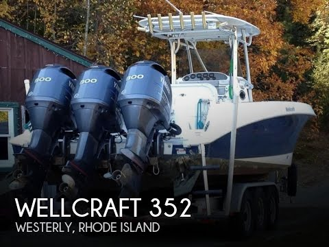 Used 2006 Wellcraft 352 Tournament For Sale In Westerly, Rhode Island