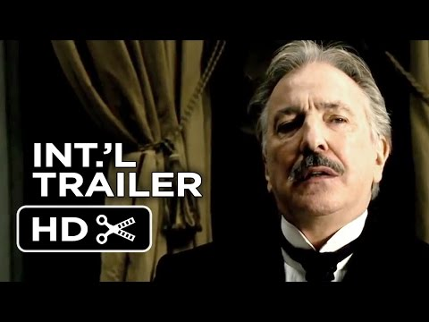 A Promise Official UK Trailer (2014) - Alan Rickman, Rebecca Hall Period Drama HD